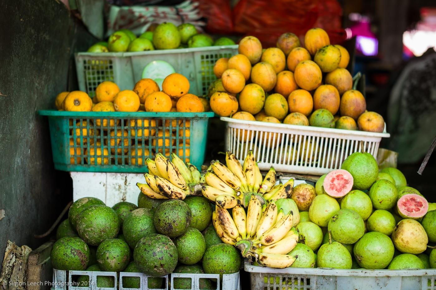 Candi Kuning Fruit Market