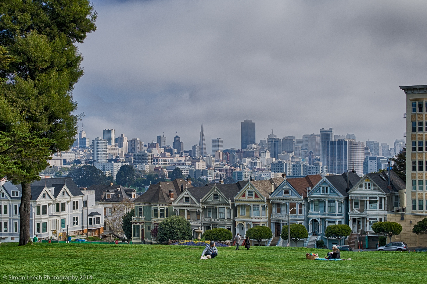 Painted Ladies, San Francisco