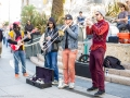 Street Band, Union Square