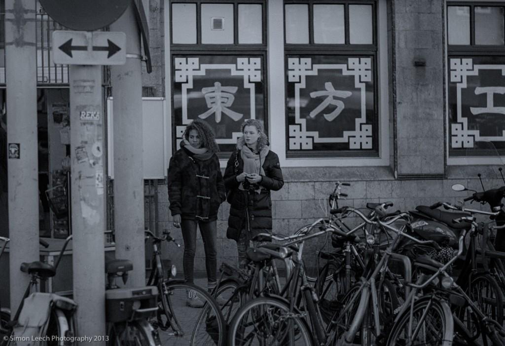 Nieuwmarkt Amsterdam, 90mm Summicron