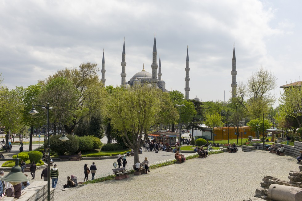 Chapter Six: Istanbul, April 2013