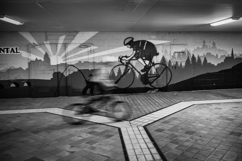 Cyclist, my entry into the contest