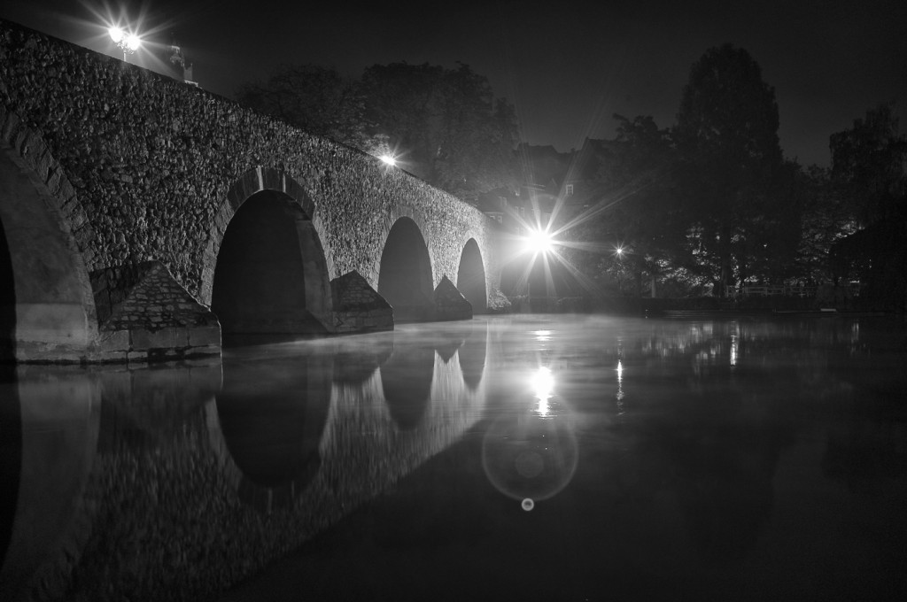 Wetzlar Bridge, my Night Challenge Entry