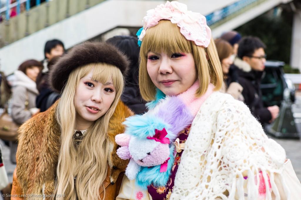 Token Harajuku Girls