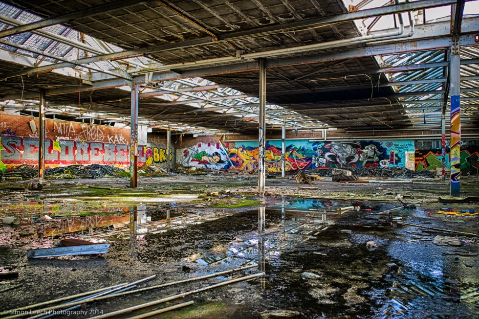 Chapter Sixteen: UrbEx Breukelen, February 2014