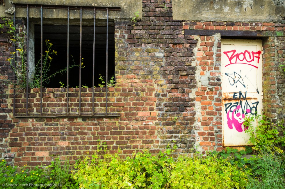 Chapter Twenty Four: Charleroi. The ugliest city in the World? : June 2014