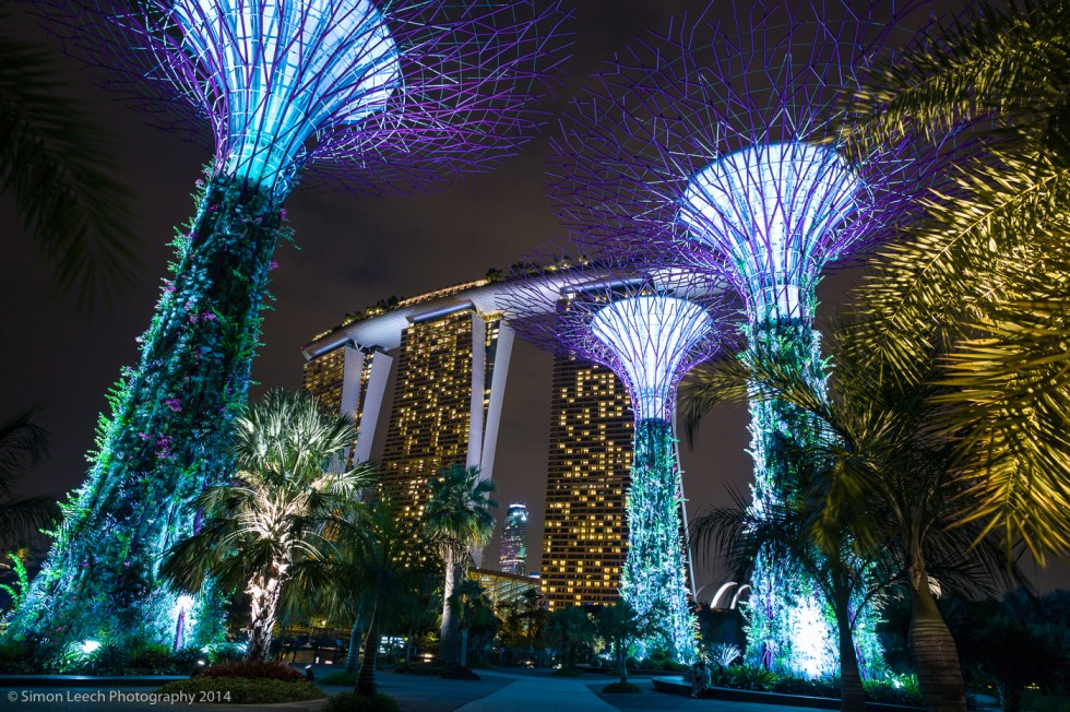 Chapter Twenty Eight: Marina Bay Singapore: July 2014