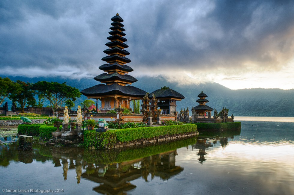 Chapter Twenty Nine: Ulun Danu Bratan Temple, Bali: July 2014