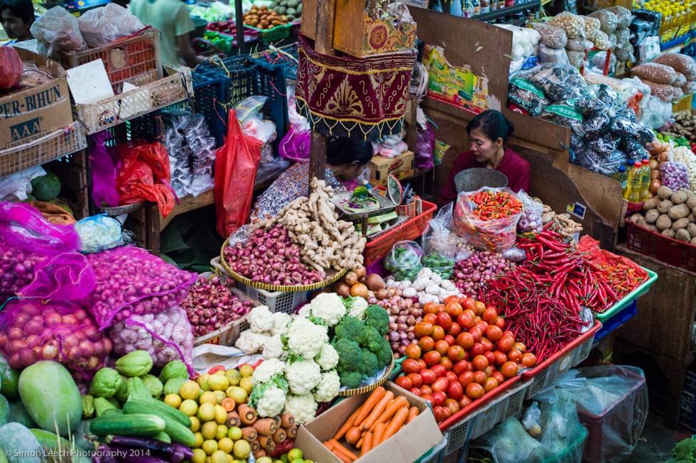 Chapter Thirty Three: Denpasar Pasar Badung (Market), Bali: July 2014