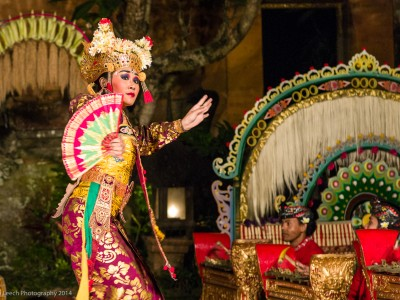 Chapter Thirty-Seven: Gabor Dancing at the Royal Palace, Ubud: July 2014
