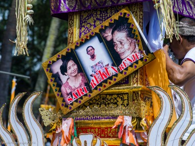 Chapter Thirty-Eight: Ngaben Cremation Ceremony, Ubud: July 2014