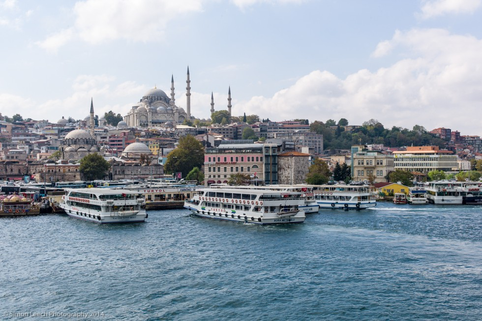 Chapter Forty One: Life in Istanbul, October 2014