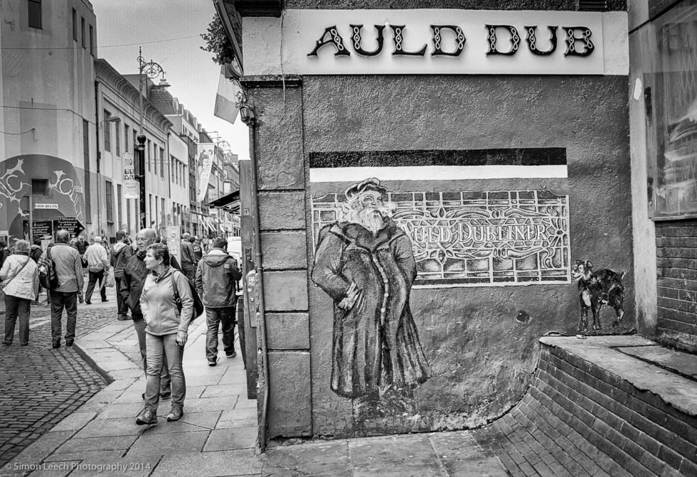 Chapter Twenty Two: Dublin, May 2014